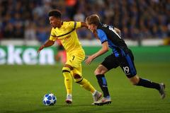 Jadon Sancho Receives First England Call