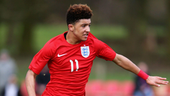 England U17 star Jadon Sancho s participation in World Cup