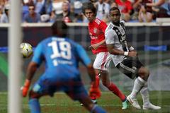 Report Juventus meet with Benfica to discuss Joao Felix