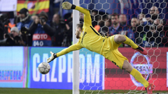 Arsenal to move for Oblak but unwilling to meet 100m valuation