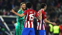 Oblak proud as Atletico reach fourth Champions League quarter