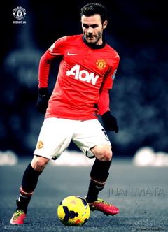 Juan Mata Hd