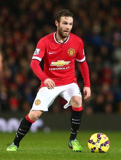 Juan Mata says it a privilege to play alongside Wayne Rooney