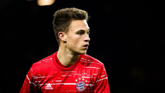 Joshua Kimmich keen on coming of age in youthful Bayern Munich