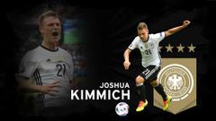 Joshua Kimmich Die Mannschaft Wallpapers by the27thFalkon