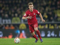 Bayern set to rest Kimmich against Schalke