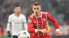 BREAKING NEWS Germany star Kimmich renews at Bayern Munich