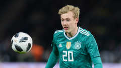 Brandt commits to Leverkusen with contract extension
