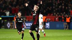 Germany winger Julian Brandt extends Bayer Leverkusen deal to 2021