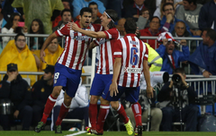 Diego Costa and Koke will stay at Atletico Madrid Club sporting