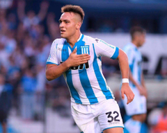 Racing Club rejected latest Atletico Madrid offer for Lautaro