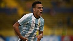 Dortmund send scouts to watch Man Utd target Lautaro Martinez