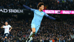 Sane sees FA Cup as easiest route to silverware for Man City