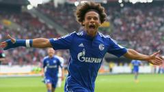 Schalke Set To Lose Manchester City Target Sane