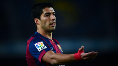 Barcelona Player Luis Suarez Cropped Wallpapers Players Teams