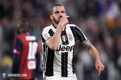 Bonucci praises Juve patience and character