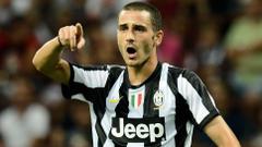 Bonucci I m Staying Put At Juventus Not Following Conte