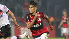 Ninho do Urubu Lucas Paquetá o motor do Flamengo