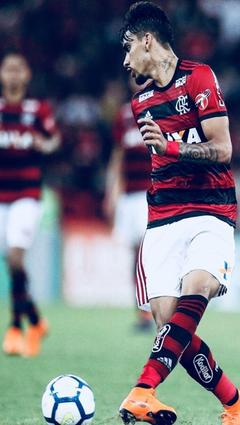 Papel de parede Flamengo Lucas Paqueta Menino Paqueta Isso
