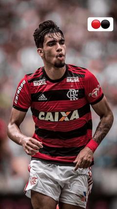 Lucas Paquetá flamengo clube de regatas do Flamengo