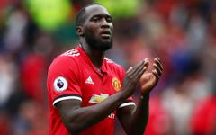 Romelu Lukaku Manchester United Full HD 2K Wallpapers