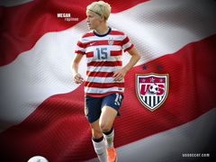 Megan Rapinoe Wallpapers and Backgrounds Image