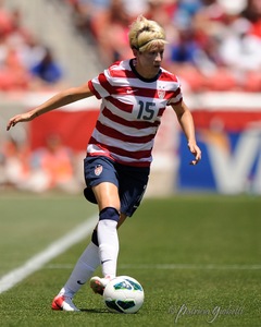 Rapinoe Heath Horan all shine in weekend action Equalizer Soccer