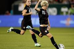 USA Women s Soccer Megan Rapinoe Seeks to Help USA Win 4th Gold