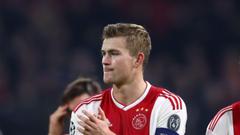 De Ligt focused on Ajax as Barca speculation mounts