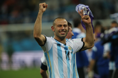 Mascherano considered retirement after the World Cup