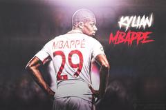 Kylian Mbappe HD Desktop Wallpapers