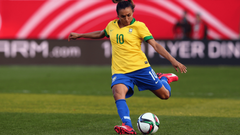 Marta Silva a maior jogadora de futebol de todos os tempos