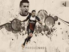 Marquinhos by roxxanneART