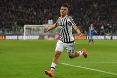 Juventus announce Claudio Marchisio Paulo Dybala will miss Bayern
