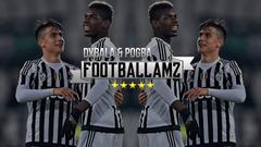 Paulo Dybala Paul Pogba