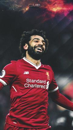 Mayar Sarg on Mohamed Salah
