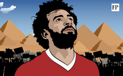 Mohamed Salah and The Political Power of the Apolitical Entertainer