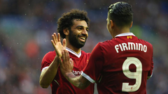 Sadio Mane sees no problem with Mohamed Salah slotting in to