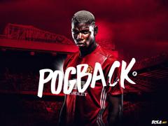 Wallpapers Paul Pogba Bersama Manchester United Terbaru