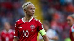Danish sensation Pernille Harder named female world player of the