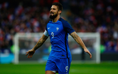 wallpapers Olivier Giroud French football player France