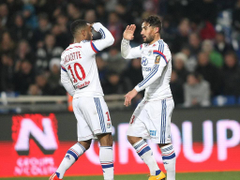 Ligue 1 News Fekir inspires five