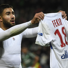 Nabil Fekir Happy in Lyon Amid Arsenal Barcelona Links Says Club