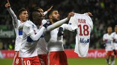 Lyon s Neymar Nabil Fekir is even more important than PSG s