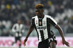 Reports Juventus intend to keep Moise Kean around this summer after