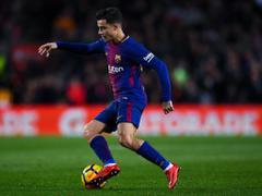 Primera División acutalités Coutinho opens account as Barcelona