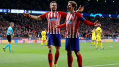Griezmann I am so pleased to play at Atletico Madrid