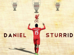 I Tried Making A Sturridge Liverpool Wallpapers In Photoshop