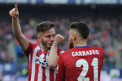 Saúl Ñíguez would happily sign lifetime contract at Atletico