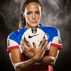 Hot Pictures Of Sydney Leroux Which Will Make You Crave For Her